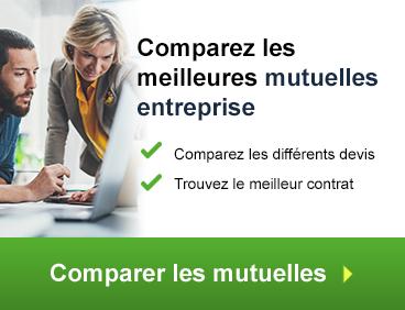 comparez les mutuelles entreprises